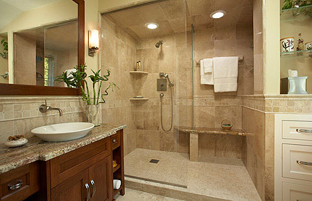 DeMars Bathroom Remodel