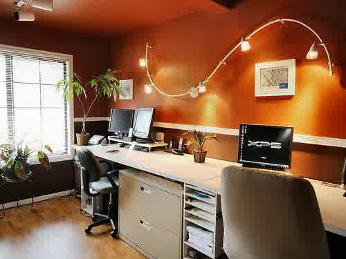 Home-Office-Lighting-Perfect-Idea-For-The-Design-Of-Your-Room-Lighting-To-Make-It-Look-Elegant-And-Neat