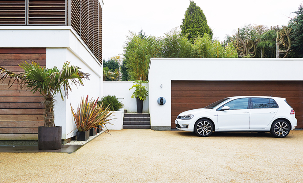 Charging-an-electric-car-at-home-ev